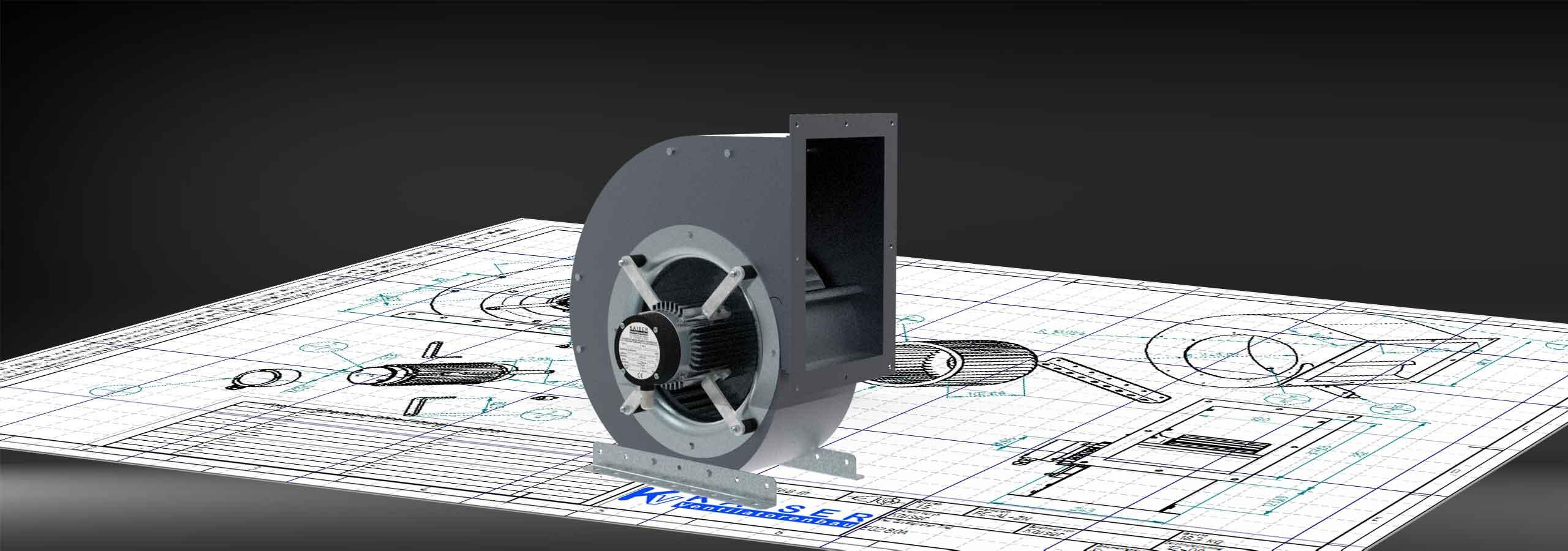 Drehzahlregler Fur Ventilatoren Kaiser Ventilatorenbau